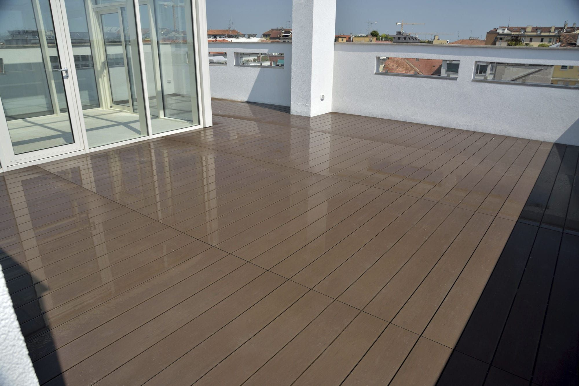 Can Composite Decking Be Put On Over Concrete Diagonal Decking Joist Spacing Best Deck Material For Wet Climate Outdoor Composite Decking Deck Decking Material