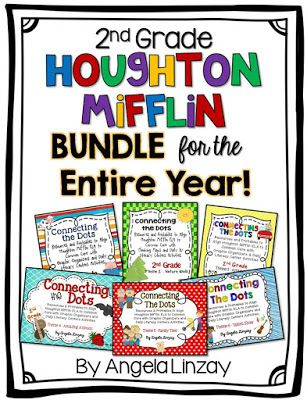 2nd Grade Houghton Mifflin Common Core Aligned With