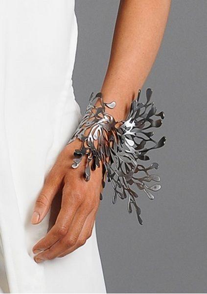 Cheryl Eve - Bracelet - oxidized copper - -   http://www.cheryleve.com