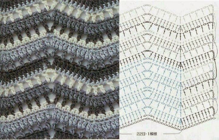 Hip & Kneuterig: Poncho   crochet   Pinterest   Ponchos, Crochet ...