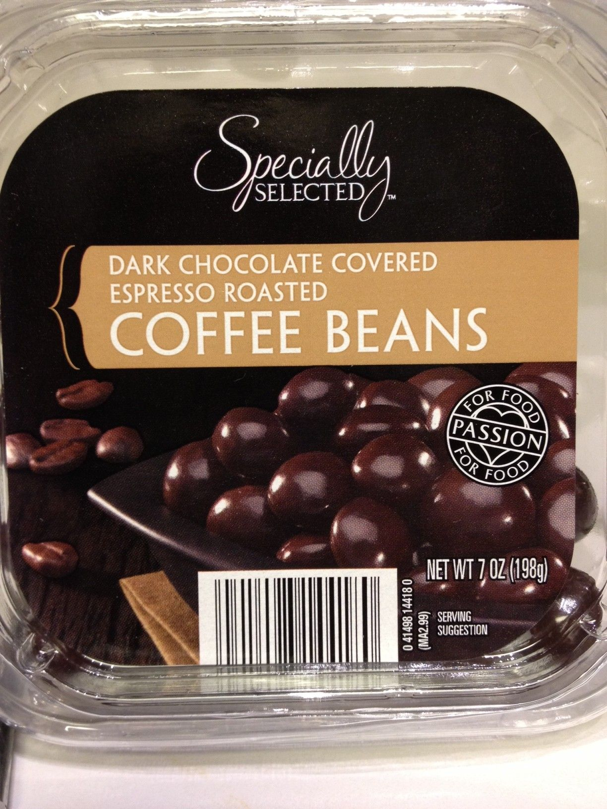 HIT!! Espresso Coffee Bean Candy! Excellent, and unfortunately, only