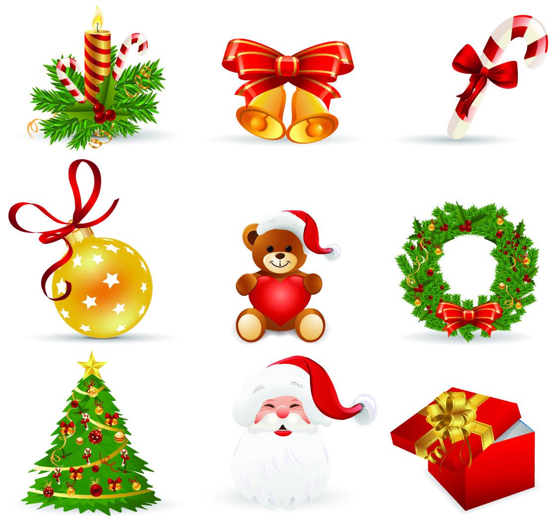 christmas vector artwork free vector and clip art inspiration u2022 rh vectors guru christmas vector clip art christmas wreath vector art