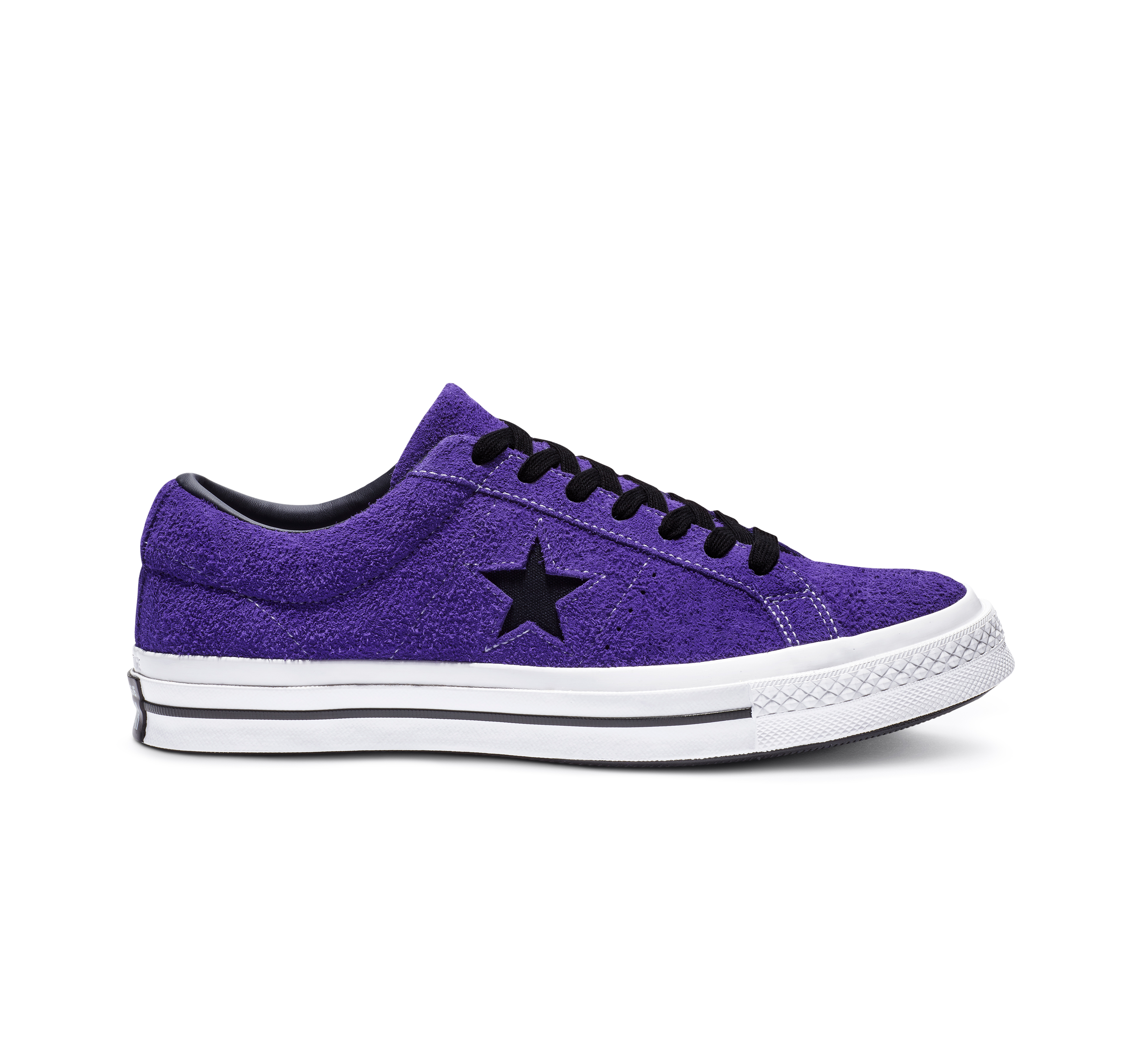 Converse One Star Ox Mens Trainers Bold Citron Yellow Lace Up Skate Shoes