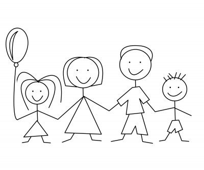 Familie clipart - Bing images | Bing clipart | Pinterest ...