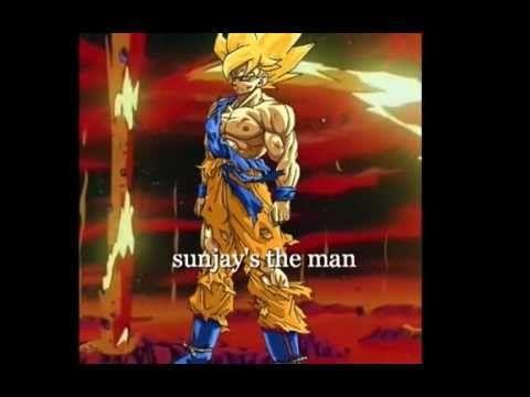 sunjay's the man