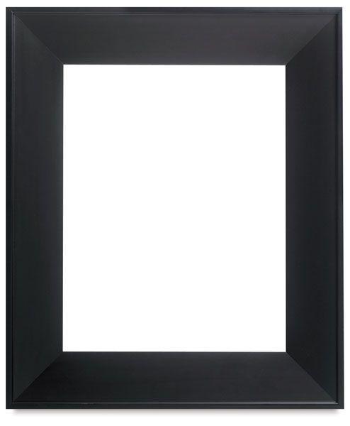 Aliso Wood Frame, Black