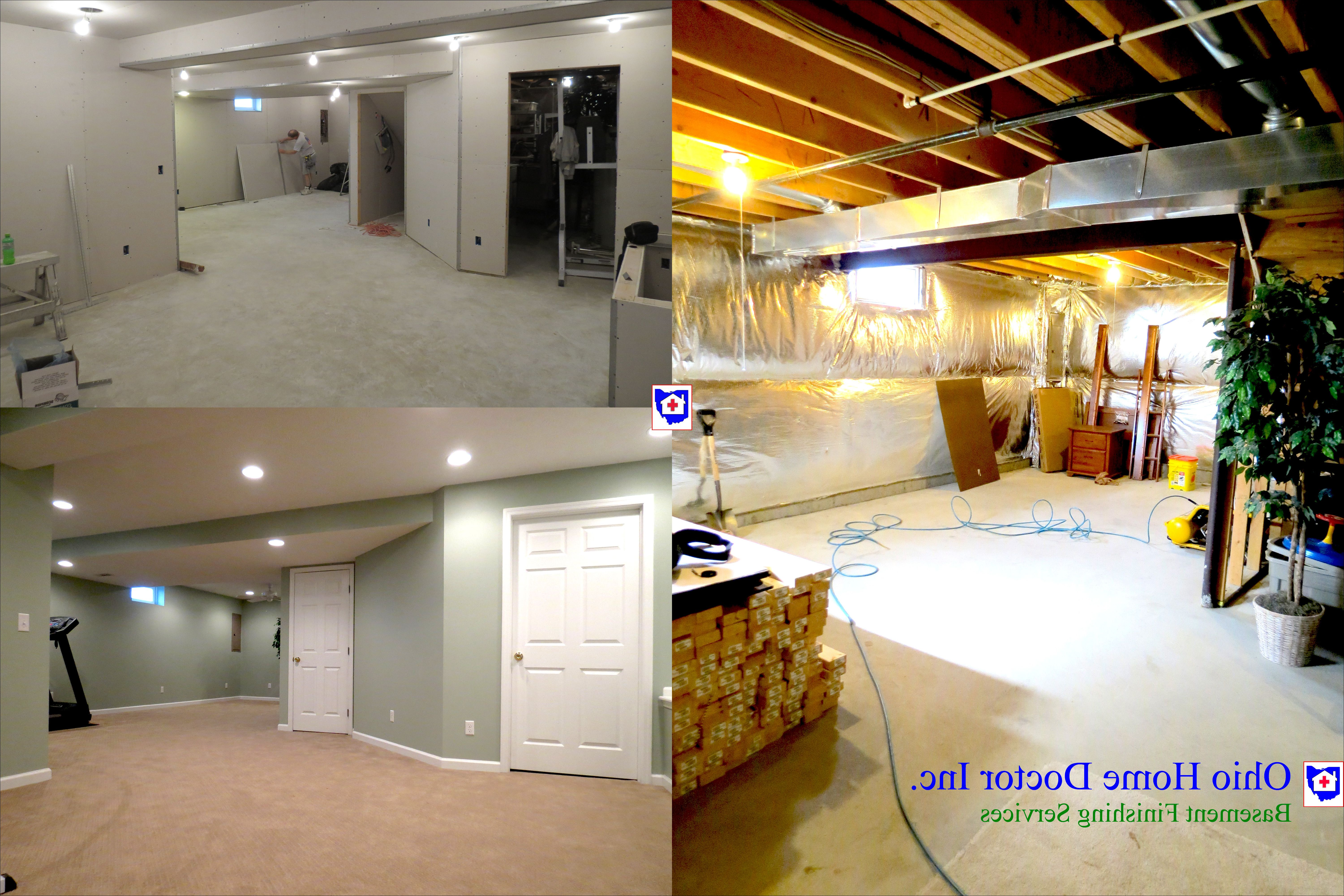 How Much Does A Basement Remodel Cost | Cost to finish ...