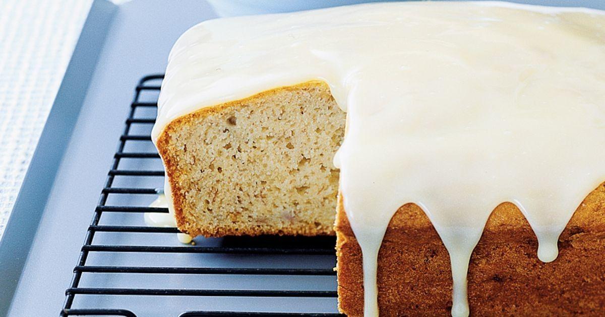 Sour Cream Banana Cake Recipe Banana Sour Cream Cake Banana Cake Banana Cake Recipe