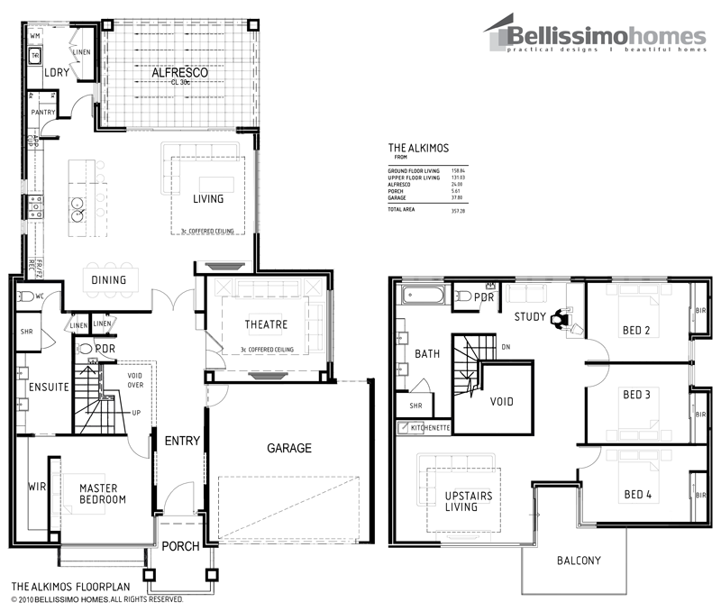 Double Storey Design Google Search Floor Plan Pinterest Perth Photo Galleries And House