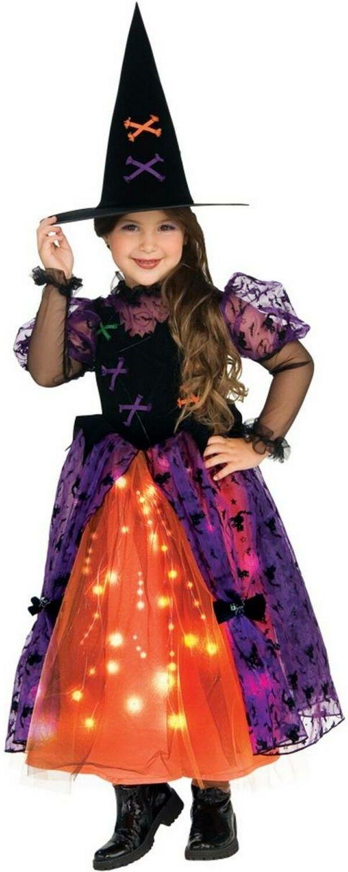 f37498be2ca3 Fiber Optic Pretty Witch Kids Costume