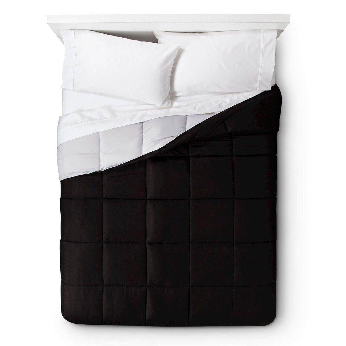 Elite Home Down Alternative Reversible Comforter