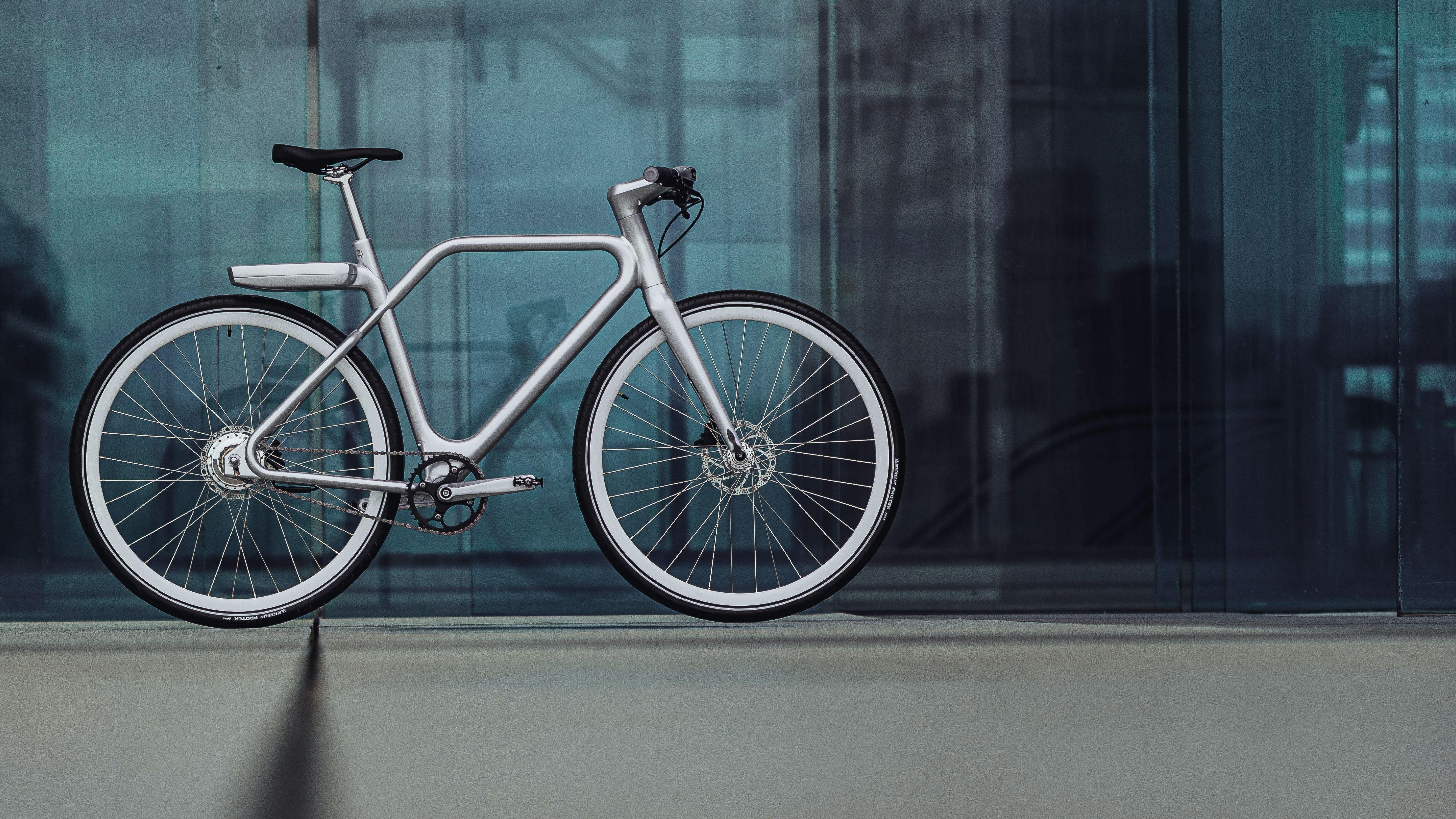 Angell Is A Smart Bike With An Integrated Display Ebike Electric Bike Used Bikes