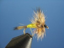 Grizzly Wulff | fly patterns | Fly tying patterns, Trout fishing, Trout