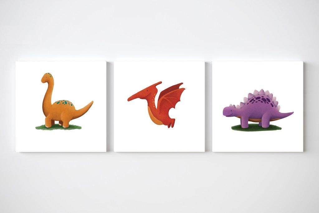 Jurassic Friends | Extinction is so last millennium. Transport your child to a world of larger-than-life creatures with the Jurassic Friends collection.