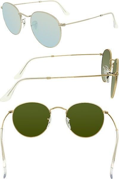 4060cc5ee47 Sunglasses 45246  Ray-Ban Women S Round Rb3447-019 30-50 Silver ...