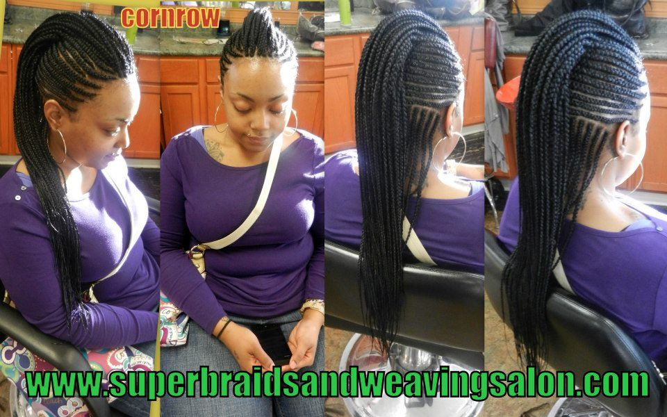 Super Braids And Weaving Salon
