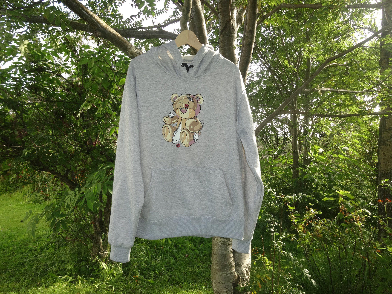 Unisex Cool Gray Hoodie Pullover Sweatshirt Innocent Youth Etsy Grey Hoodie Pullover Hoodie Pullover Sweatshirt [ 2250 x 3000 Pixel ]