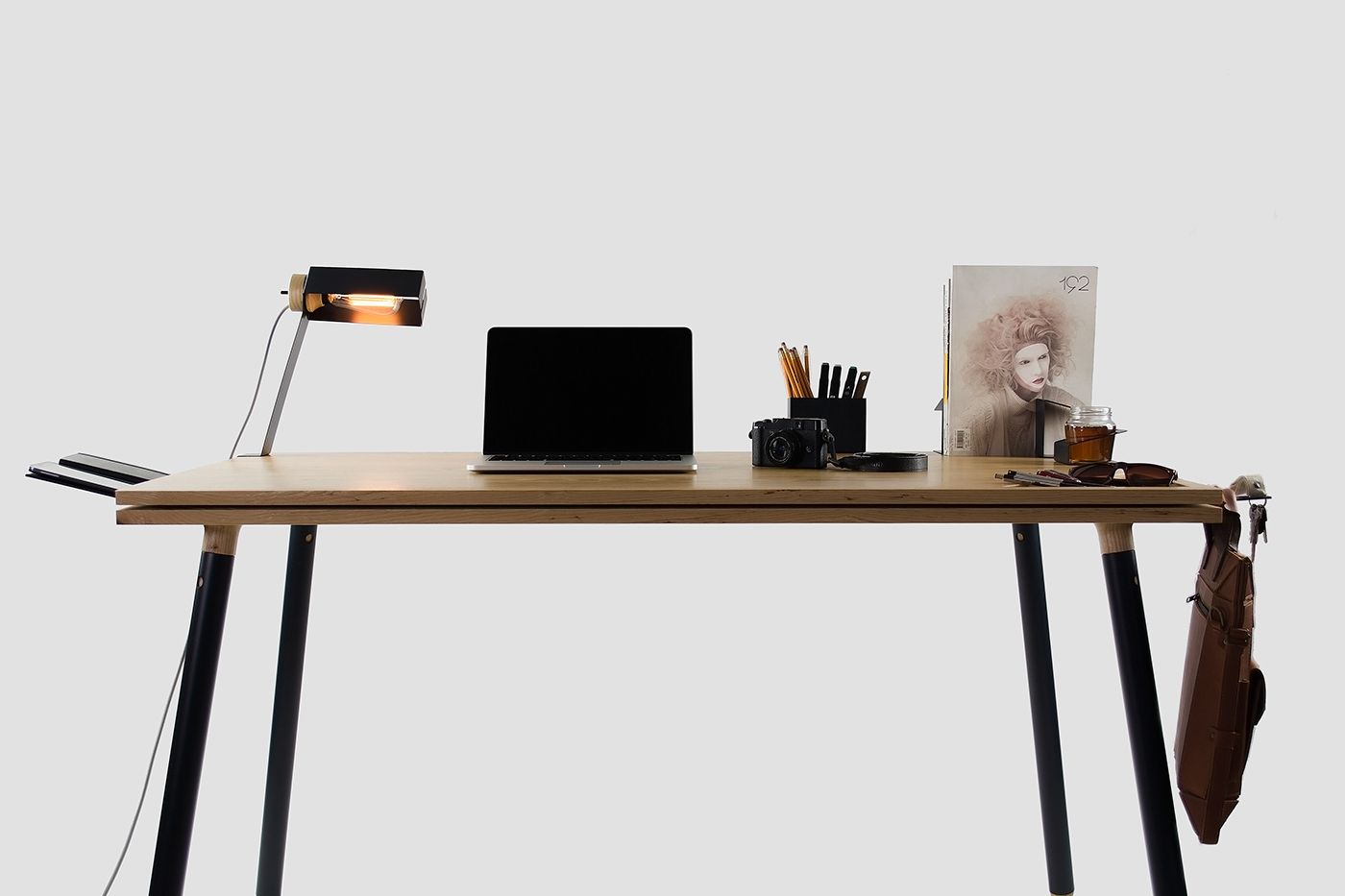 Beautiful Industrial Design for Home Workstation | FURNITURE ...