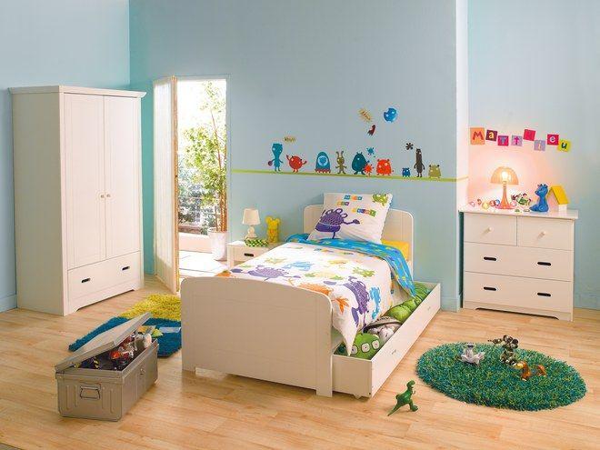 Lit Ikid et tiroir Conforama pour chambre denfant Chambre enfants - chambres a coucher conforama