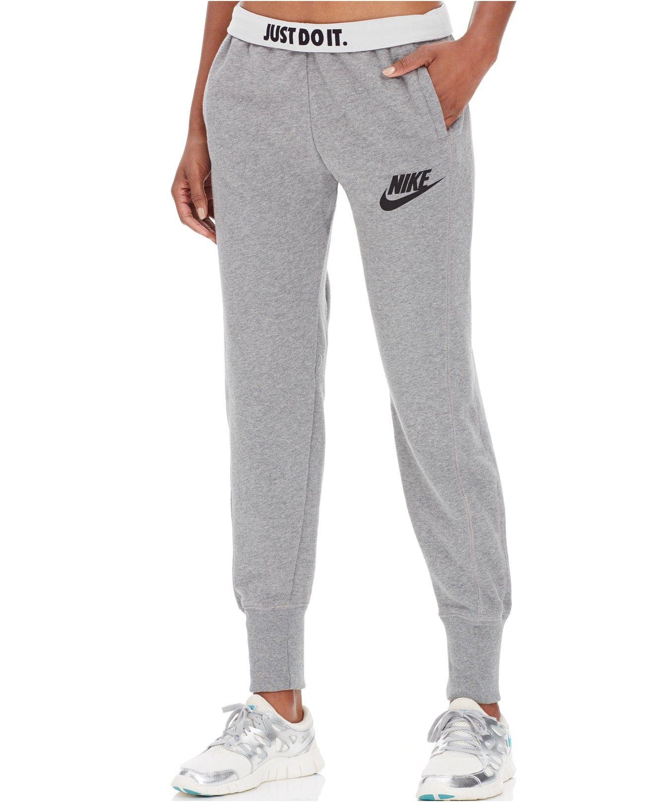 00fb21b16358 Nike Rally Jogger Pants - Nike - Women - Macy s