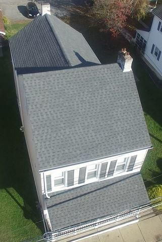 New Architectural Style Shingles Installed In Emmaus Pennsylvania