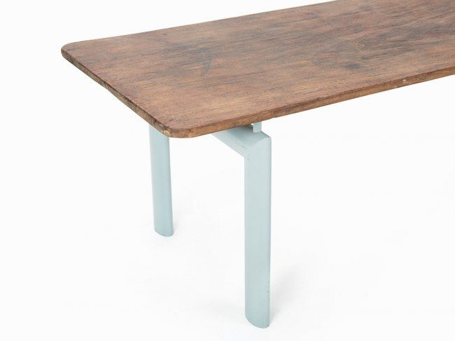 Le Corbusier, Dining Table U0027LC6u0027, Cassina, France, 1928 : Lot