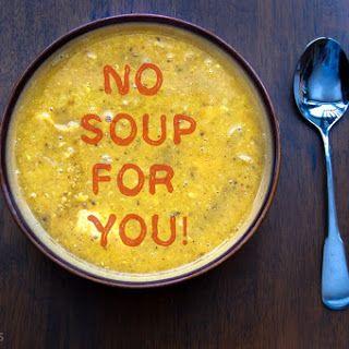 Everything Mulligatawny Soup Nazi Soup (For You)!
