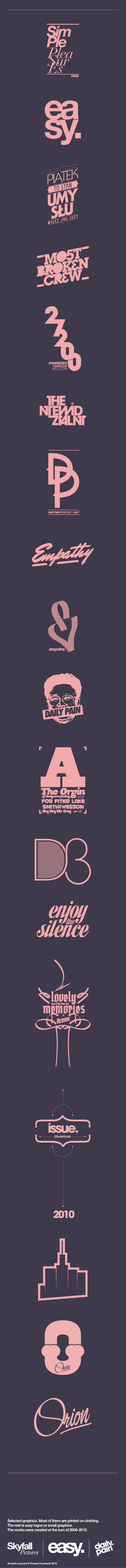 Vectors Pack 2008-2012 on #Behance #Design #Logos