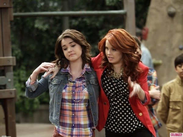maia mitchell jessie | Disney Channels Jessie Season 2 First Looks - Celebuzz