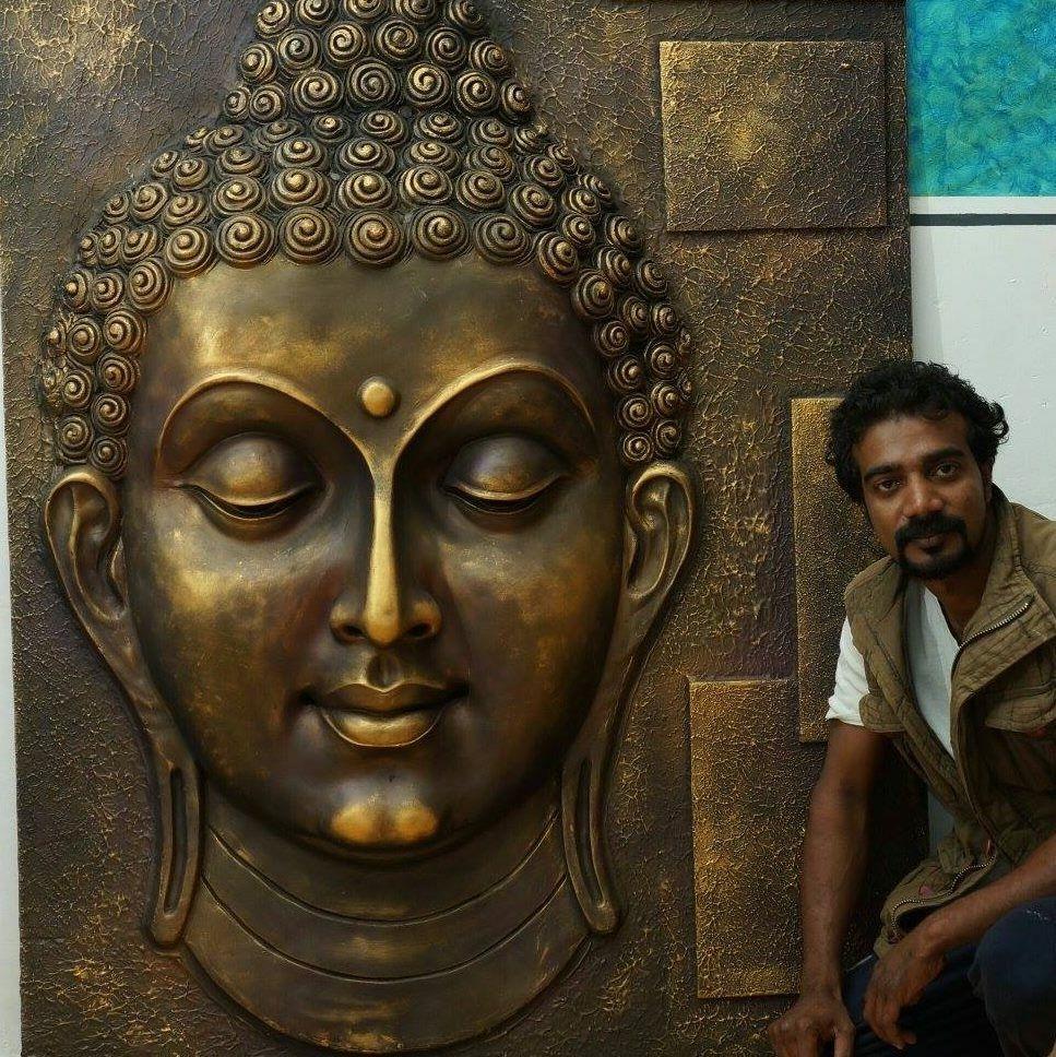 My Phone Number Is 08117677214 Buddha Art Painting Buddha Painting Buddha Painting Canvas