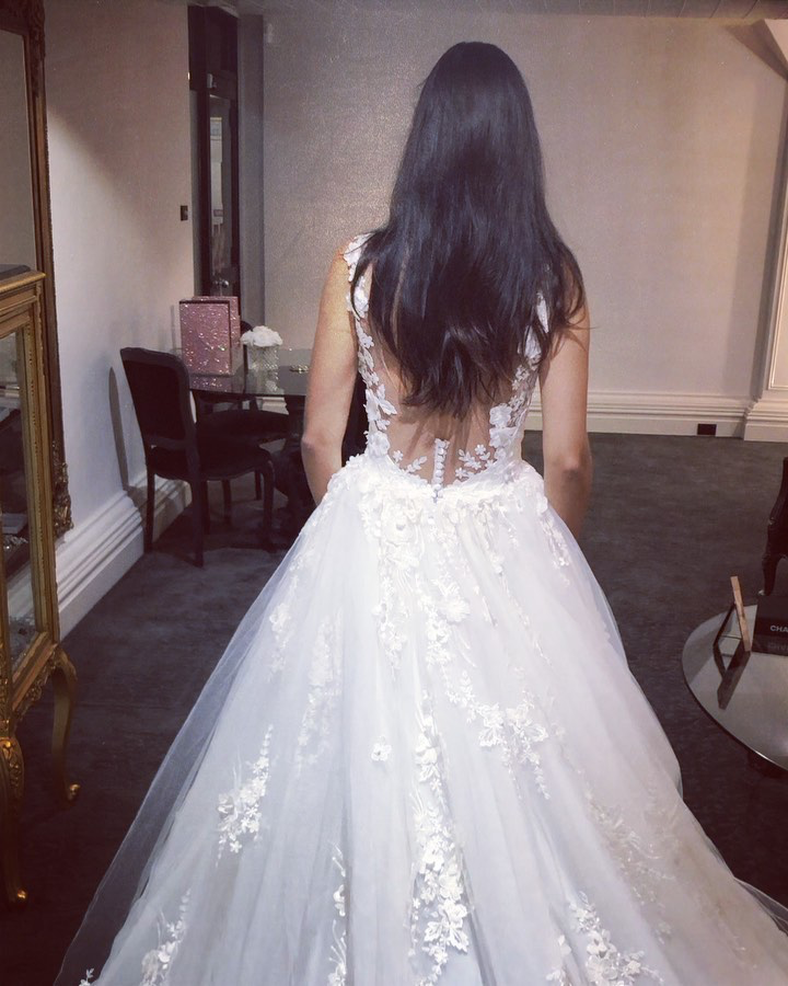 Maison Mangala Wedding Dresses On Instagram One Of The Most Dreamy Romantic Bridal Gowns That Brides Are Falling In Love Bridal Gowns Wedding Dresses Bridal