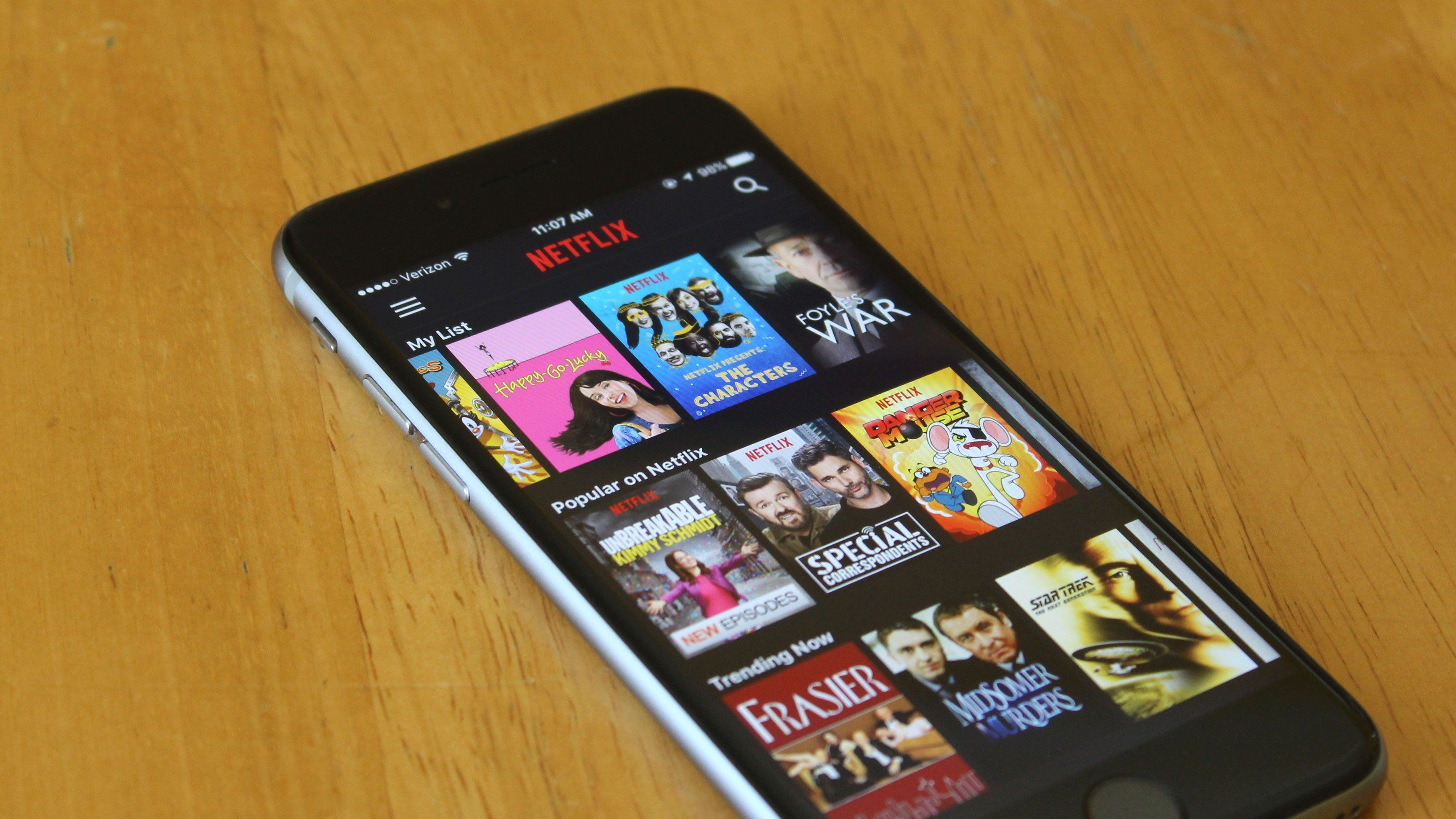Earlier this year, Netflix was seen testing a bypass of