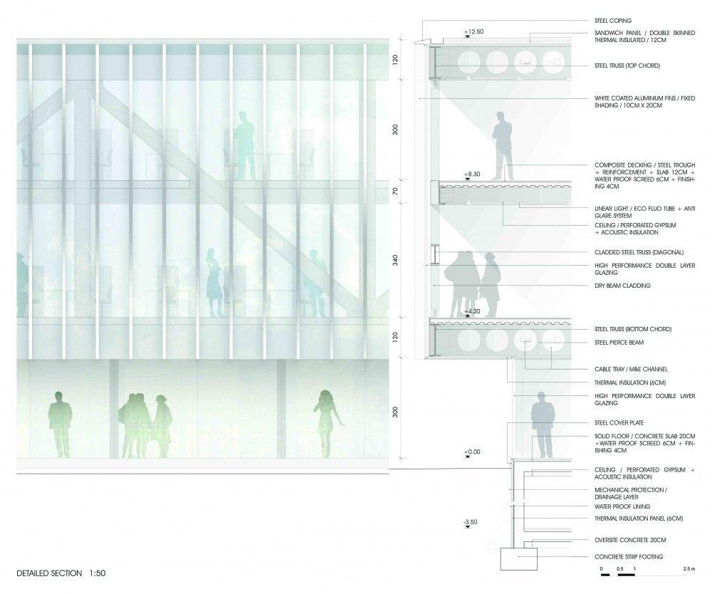 Daegu Gosan Public Library Competition Entry (12)
