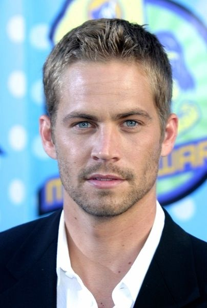 Like Many Male Celebrities Paul Walker Hair Is A Testament To Doing
