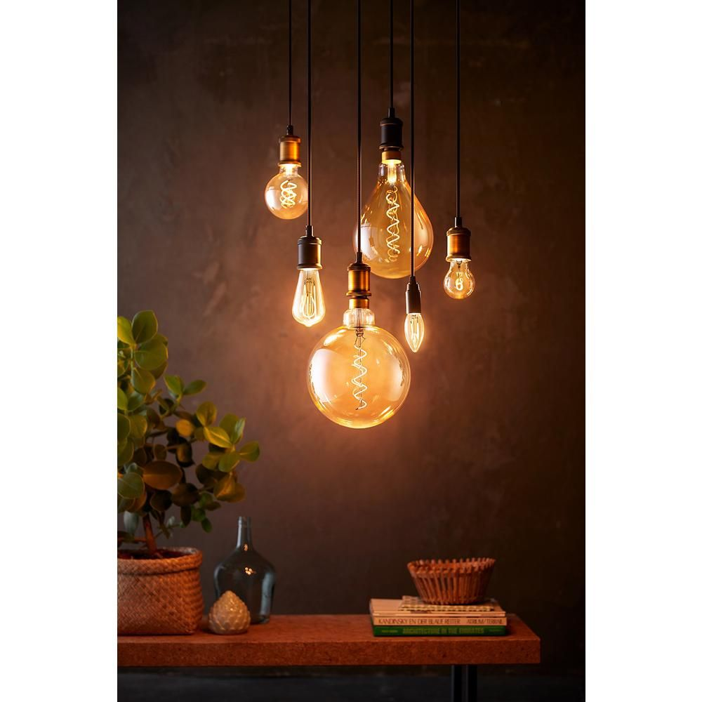 Philips Vintage Light Bulb Collection Vintage Light Bulbs Hanging Light Bulbs Light Bulb Chandelier