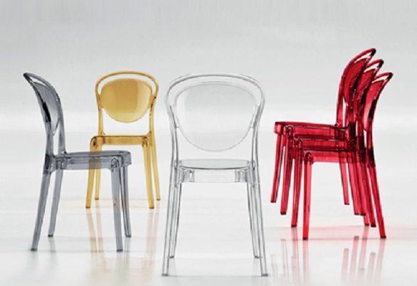 Aggiungi un posto a tavola, colora la tua cucina! #sedie #design ...