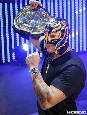 Rey Mysterio Friday Night Smackdown 8 7 09