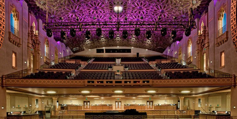 Fox Theater Oakland Ca 건축