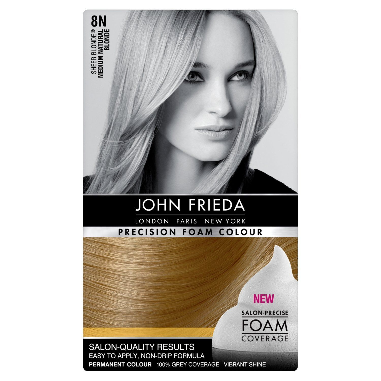 John Frieda Hair Color Blonde - Best Safe Hair Color Check more at ...