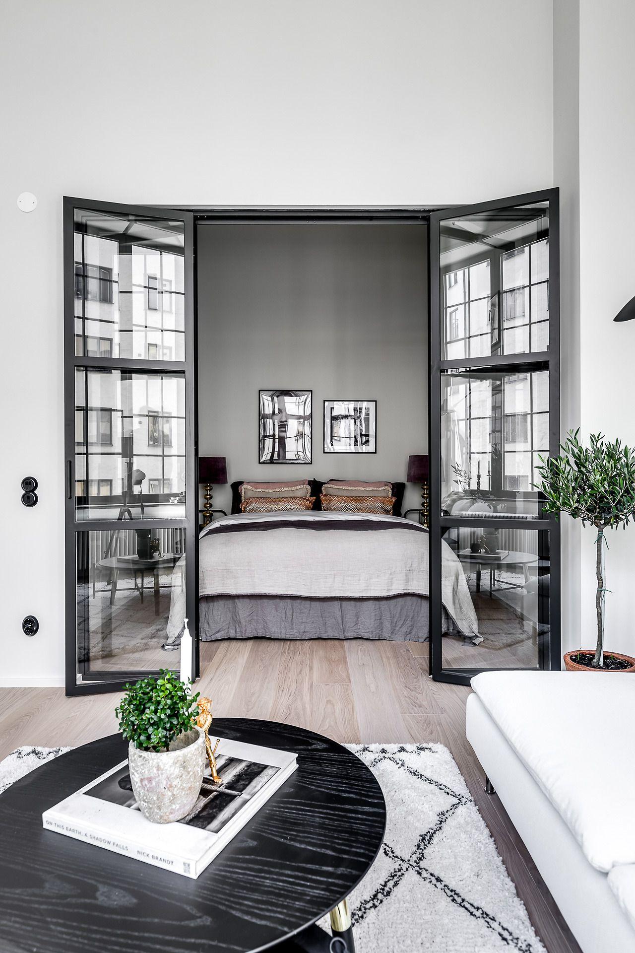 Scandinavian apartment Follow Gravity Home Blog Instagram