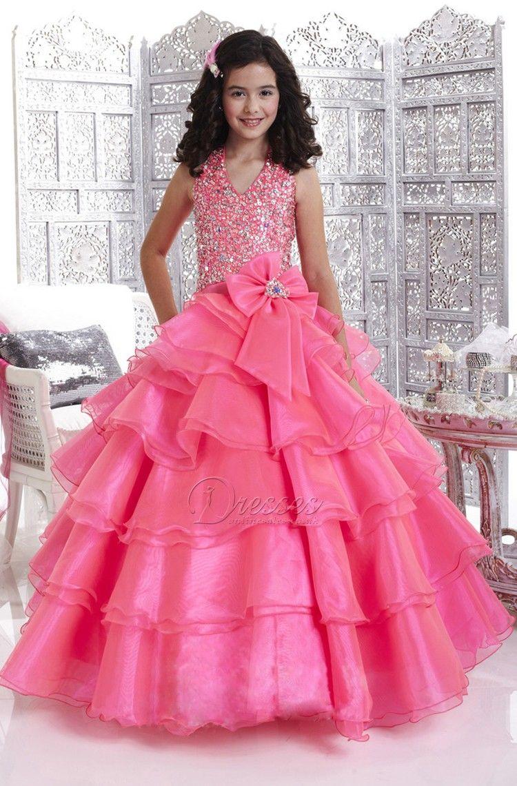 kids junior prom dress | Dresses | Pinterest | Vestidos niña ...