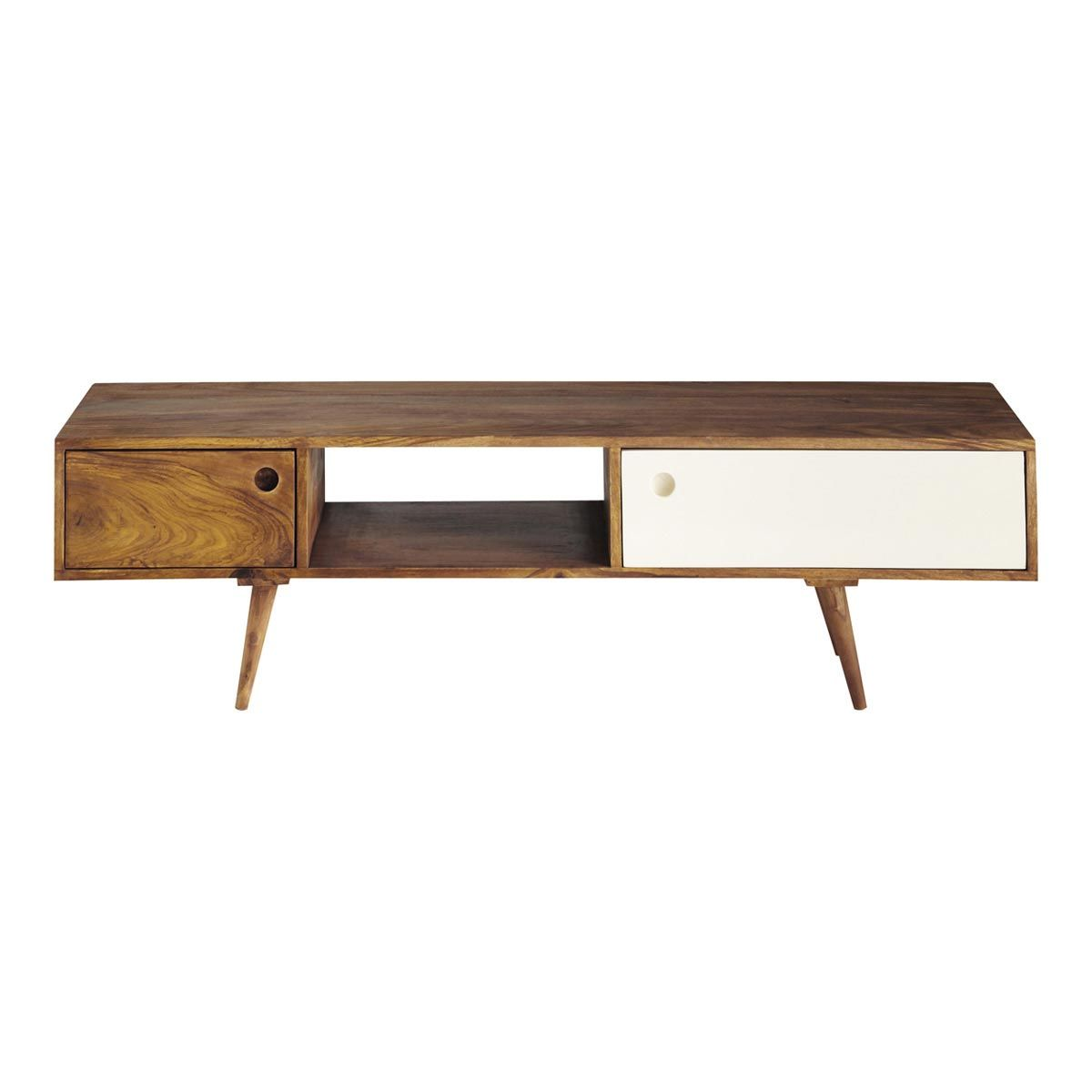 Sheeshamhouten Vintage Tv Meubel B140 Tv Unit Tv Stands And Tv  # Meuble Tv Stockholm Maison Du Monde