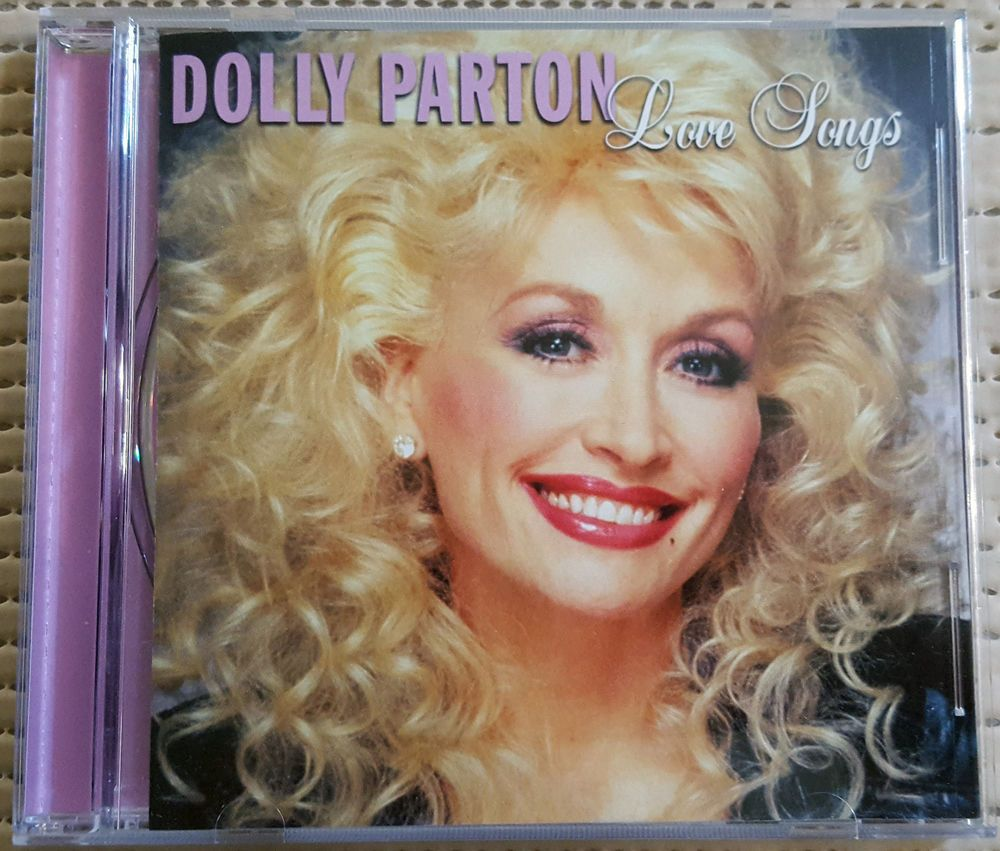 Details About DOLLY PARTON LOVE SONGS 2008 CD ALBUM COUNTRY MINT