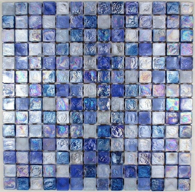 mosaico de vidrio para pared y suelo mv-zen-ble10,00 u20aclongitud 30,5