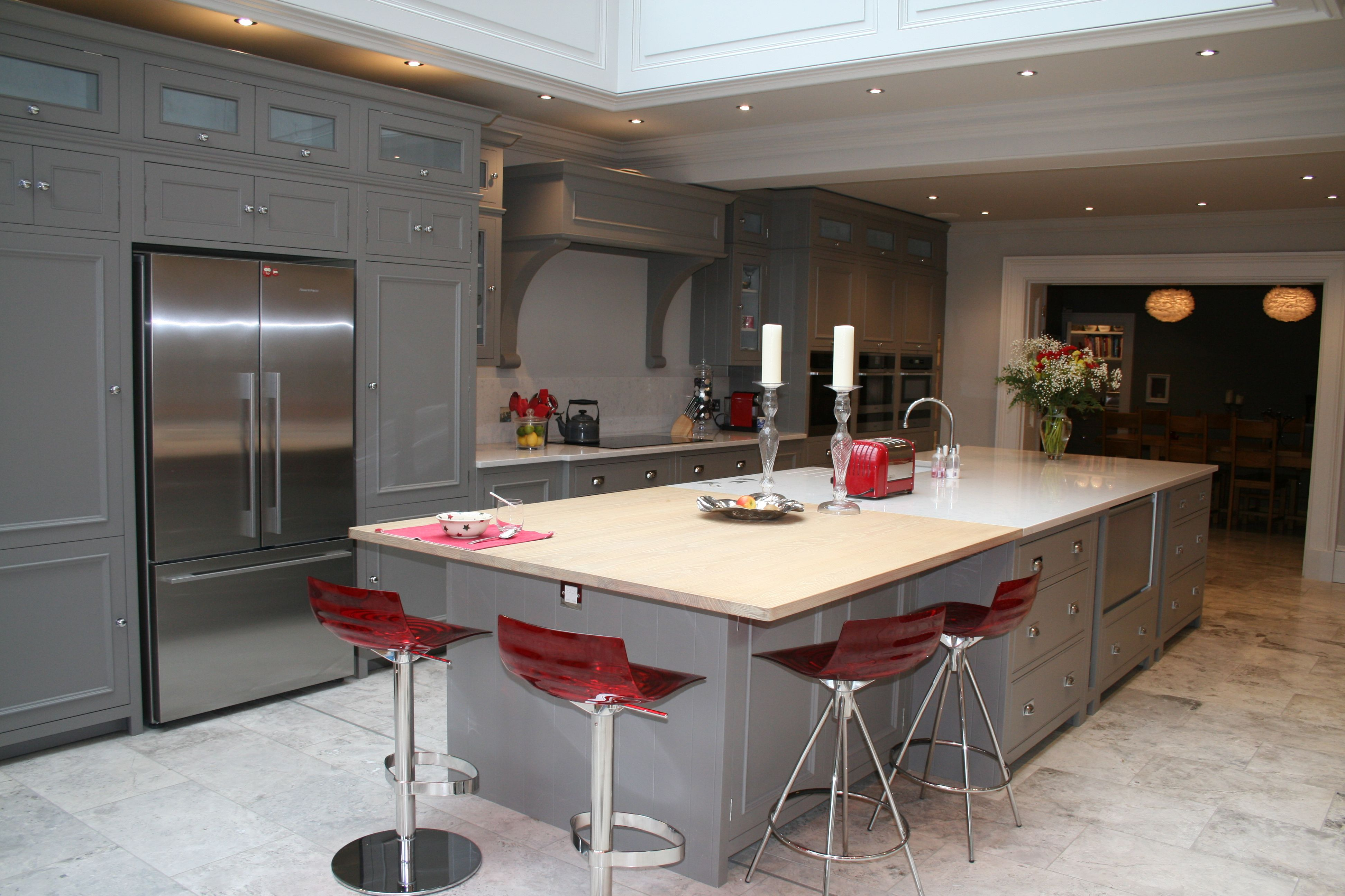 Best Neptune Chichester Kitchen Painted In Farrow And Ball 400 x 300