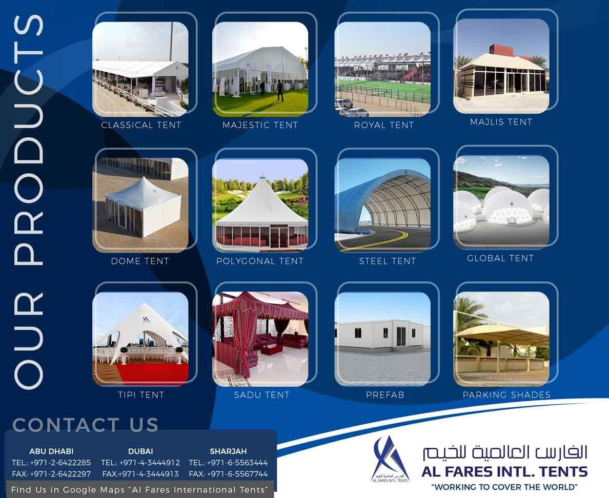 AL FARES INTERNATIONAL TENTS one of the leading Tents u0026 Tensile shade structure manufacturing company based at United Arab Emirates providing their ...  sc 1 st  Pinterest & AL FARES INTERNATIONAL TENTS one of the leading Tents u0026 Tensile ...