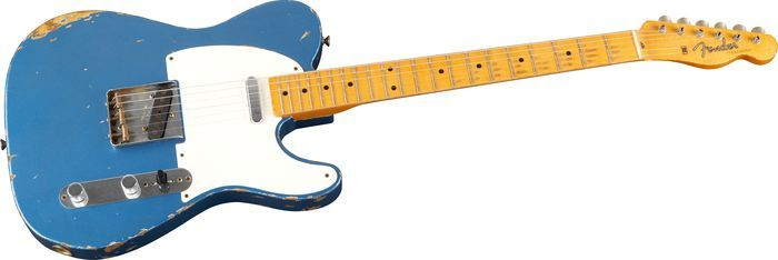 Fender custom shop master built by dale wilson 50s heavy relic limited supply click image above fender custom shop master built by dale wilson heavy relic telecaster electric guitar aged lake placid blue publicscrutiny Image collections