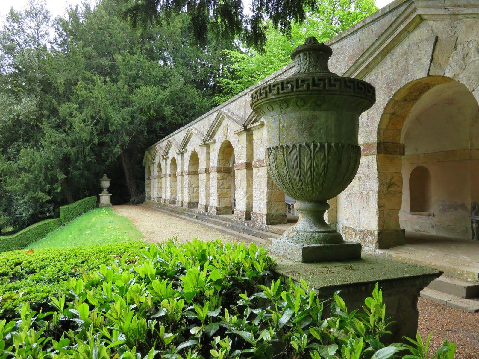 William Kent / Rousham House Garden Oxfordshire   Garden   Pinterest   Gardens And Garden ...