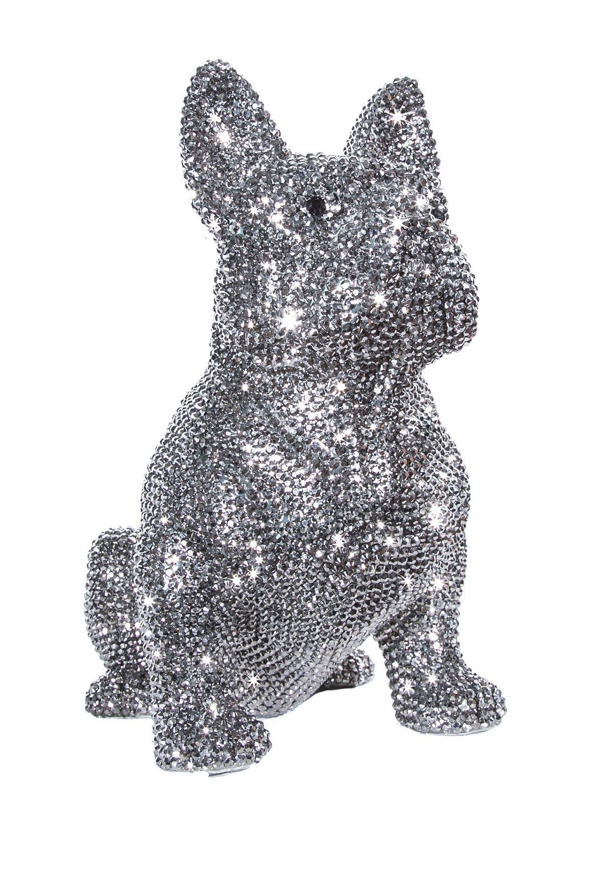 Obsessed With This Rhinestone French Bulldog Bank French Bulldog
