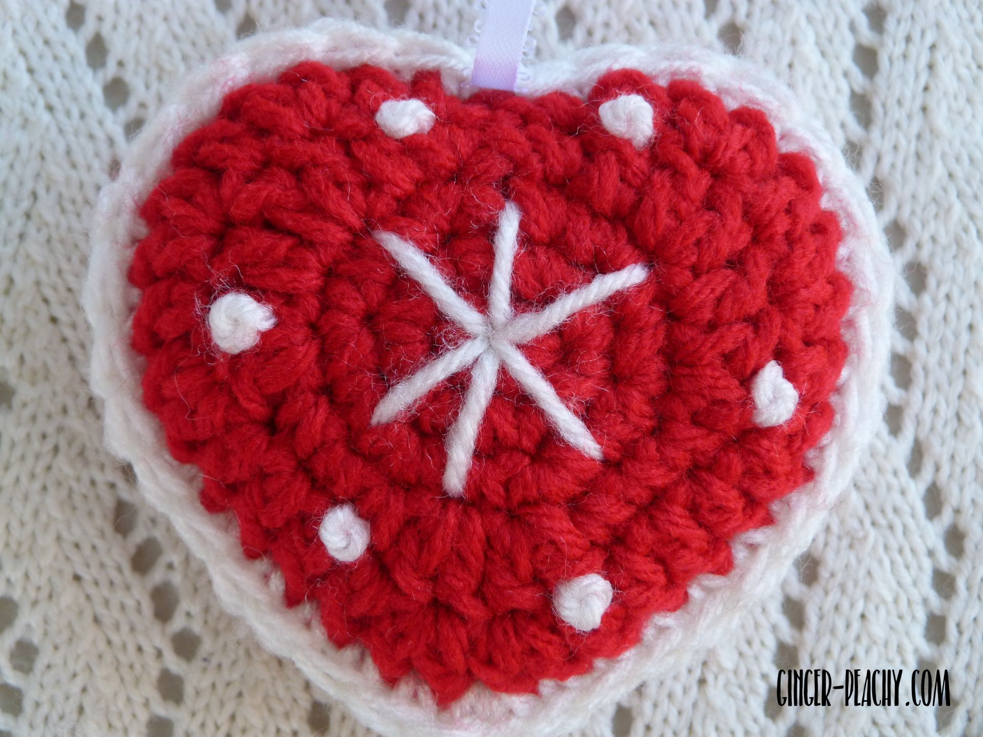 Traditional Scandinavian Ornaments | Free Crochet Pattern | Ginger ...
